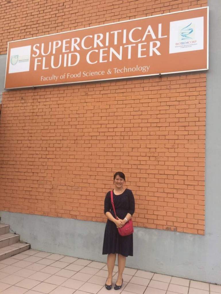 Visit to SFC