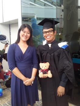Graduation 2017 _ Student Hafidz